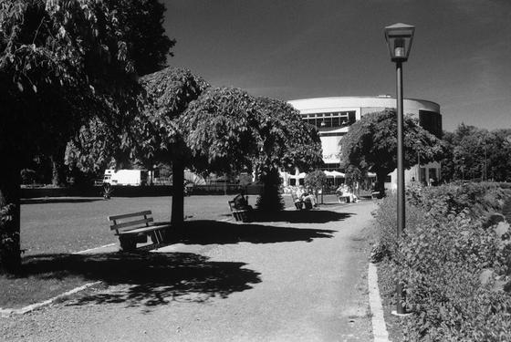 Burgos Wandleuchte von Hess