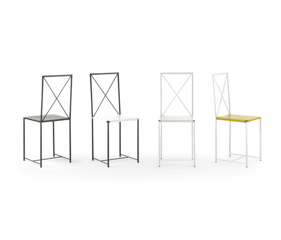 Moka Chair by Flexform