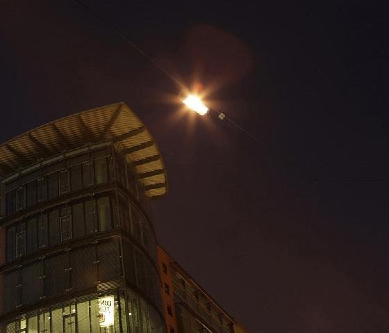 Residenza U Catenary suspended luminaire by Hess