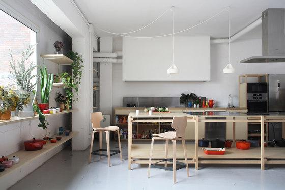 Gràcia armchair by Mobles 114