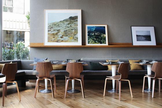 Gràcia | wood walnut by Mobles 114