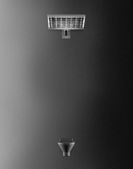 Devio Wall mounted luminaire by Hess