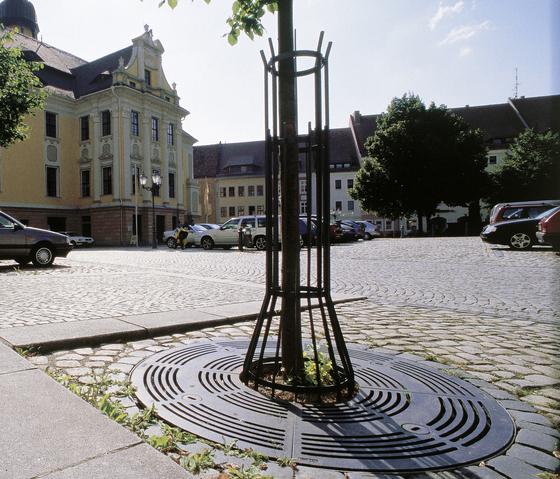 Belvedere 5,0 - R1500 / R620 - 4S Baumscheibe von Hess