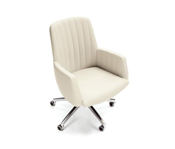 Tulip di estel office sedie girevoli da ufficio sedia for Sedie girevoli