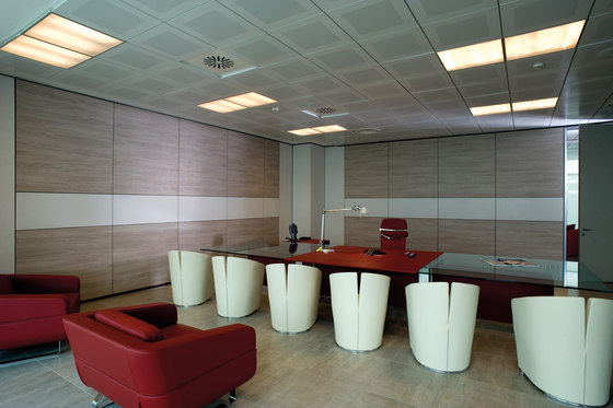 Walltech | Room Partitioning System by Estel Group