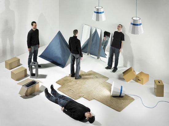 Flatpack von Galerie Kreo