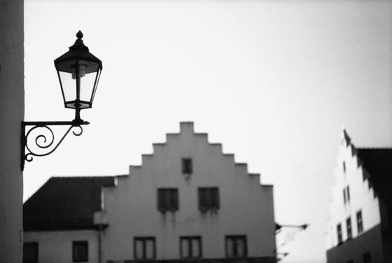 Alt Berlin Luminaire by Hess