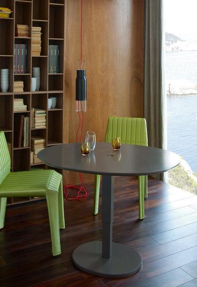 Facett | Drehbarer Sessel Mit Armlehnen von Ligne Roset