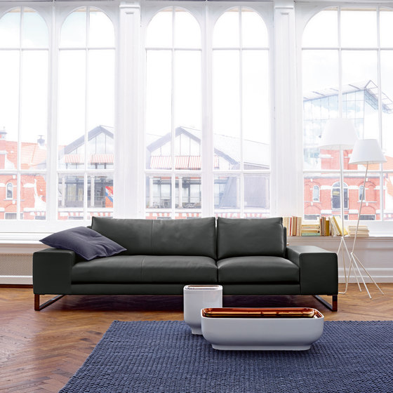 Exclusif 2 | Mini-Lounge/Left With Armrest A Complete Item by Ligne Roset