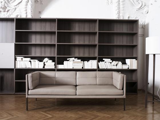 Atrium Sofa di Neue Wiener Werkstätte