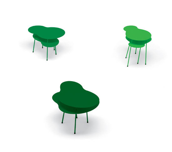 Amazonas table by OFFECCT