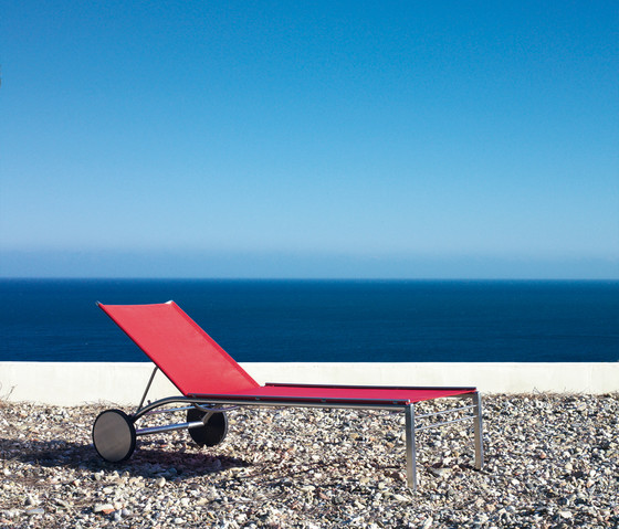 Unox deckchair by Bivaq