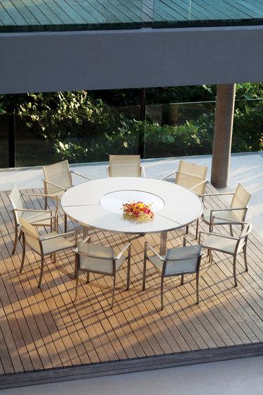 O-Zon OZN 90 table by Royal Botania