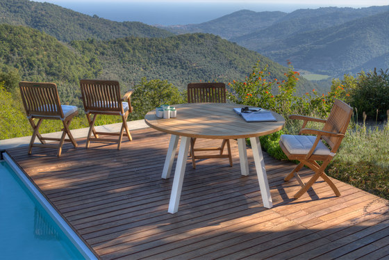Solid Breeze BRE 70 table de Royal Botania