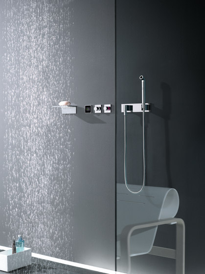 Symetrics - Towel bar by Dornbracht