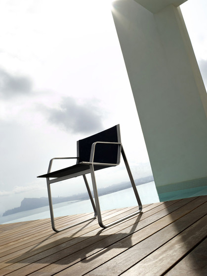 Essentiel Lounger by Tribù