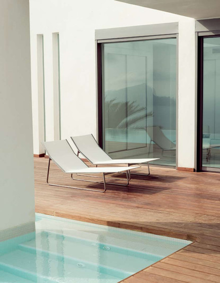 Essentiel Lounger di Tribù