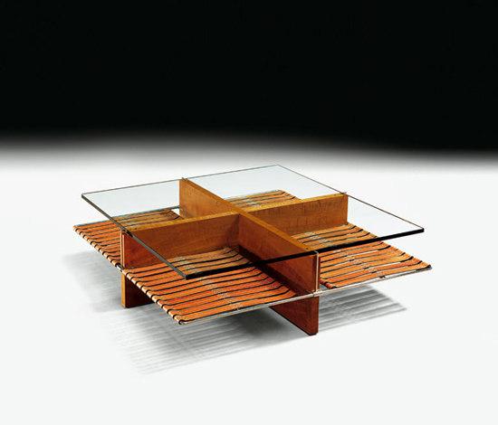 Correas mesa centro by Tresserra