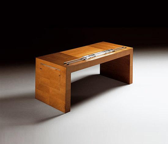 Paralelas mesa gerencia by Tresserra