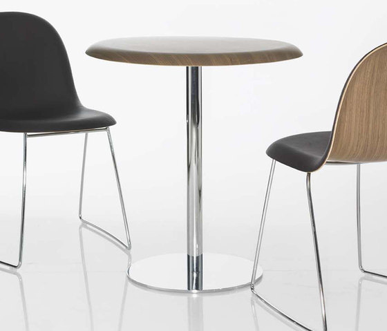 Gubi Chair Bar Table by GUBI