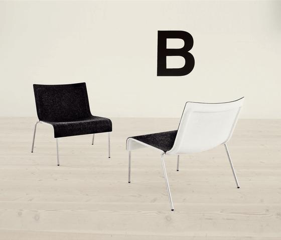 Gubi Lounge Chair 2 by GUBI
