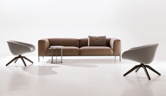 Frank sofas from b b italia architonic for B b novedrate