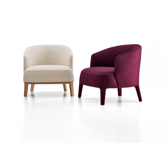 Febo Chairs By Maxalto Architonic