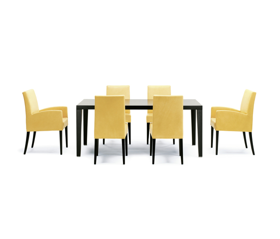 Berlin table by Wittmann