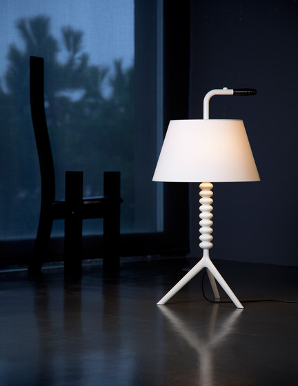 Bastone pe Floor lamp by Metalarte