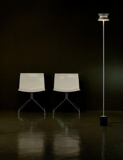 Laflaca gr Floor lamp by Metalarte