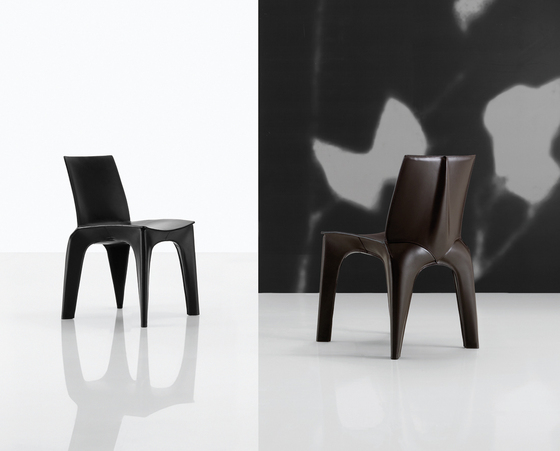 BB chair by Poliform