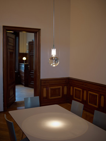 """HL3S81 """"Le tre streghe"""" Pendant lamp by Tecnolumen"""