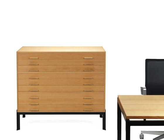 Professor desk by Rud. Rasmussen