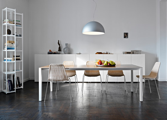 Lux table large by CASAMANIA-HORM.IT