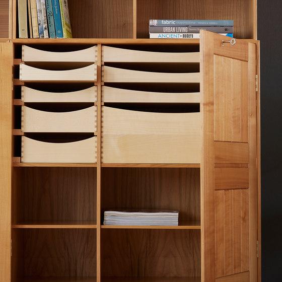 Mogens Koch bookcase di Rud. Rasmussen