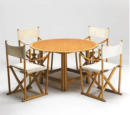 The Folding Dining Table by Carl Hansen & Søn
