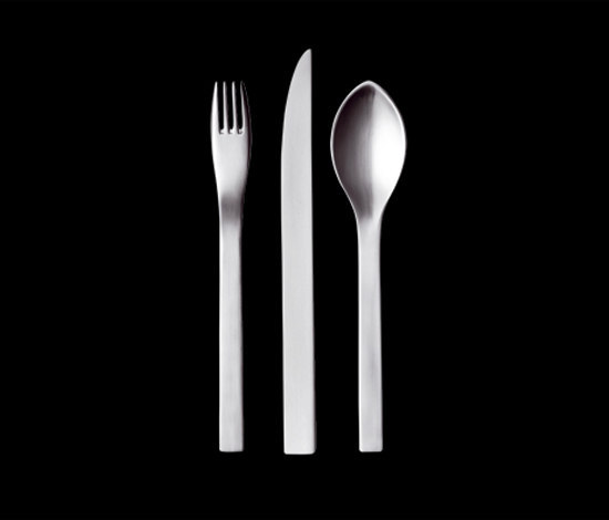 Jean Nouvel Cutlery by Georg Jensen