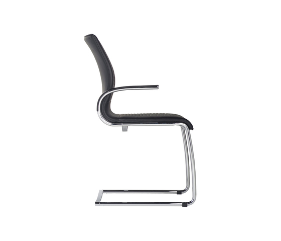 Riola | Conference swivel chair by Züco