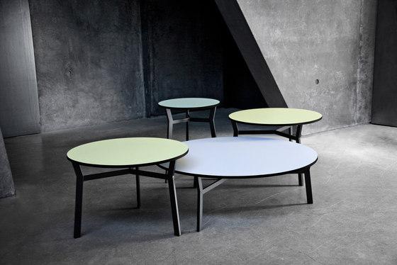 Sputnik table by Magnus Olesen