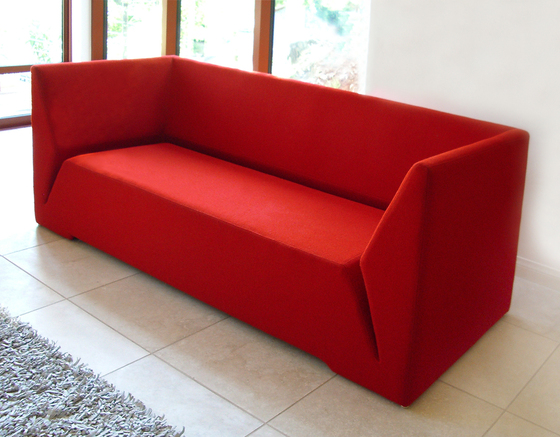 Divide Sofa by Nolen Niu