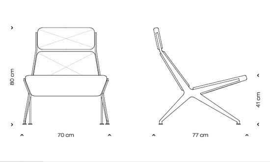 Mono Lounge by Magnus Olesen