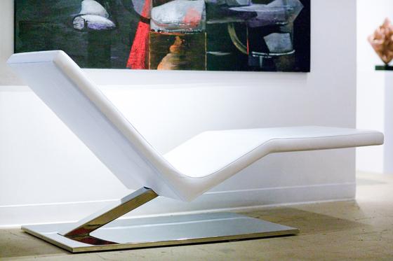 Zero Chaise lounge de Nolen Niu