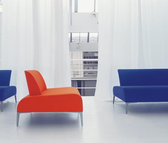 Alphabet - Fi Large | Sofa by Segis