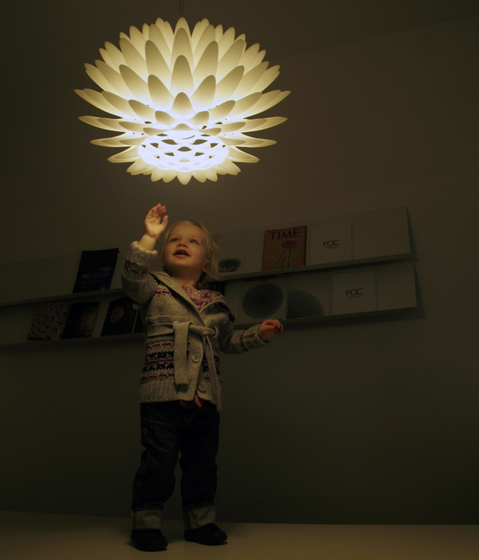 Palm Table lamp de Freedom Of Creation