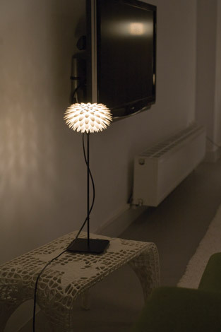 Palm Table lamp by Freedom Of Creation