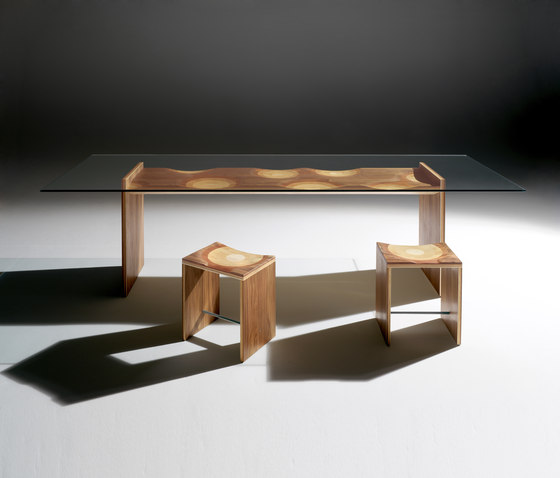 Ripples bench by CASAMANIA & HORM