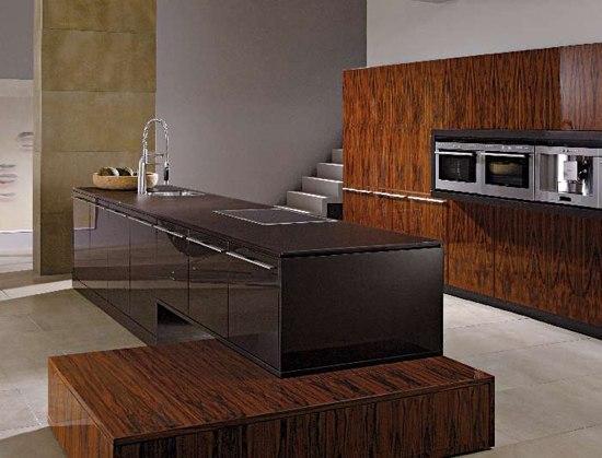 largo fg high line von leicht k chen ag architonic. Black Bedroom Furniture Sets. Home Design Ideas