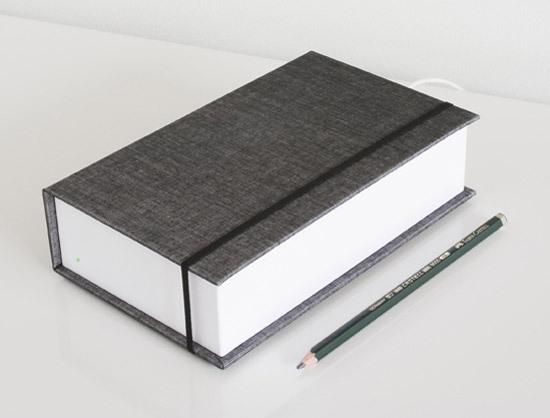 Book [prototype] by Linus Berglund