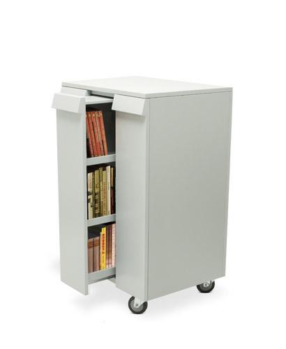 Grey Cabinet [prototype] by Linus Berglund