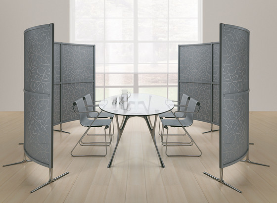 Archimede screen wall di Caimi Brevetti